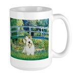 Bridge/Sealyham L2 Large Mug