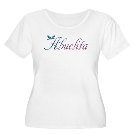 Abuelita Women's Plus Size Scoop Neck T-Shirt