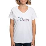 Abuelita Women's V-Neck T-Shirt