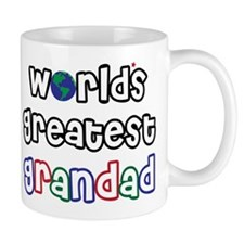 World's Greatest Grandad! Mug