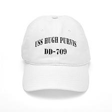 USS HUGH PURVIS Baseball Cap