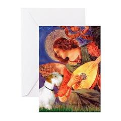 Angel/Sealyham L1 Greeting Cards (Pk of 10)