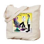 Web Eyes Tote Bag