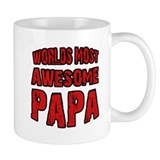 Most Awesome Papa Mug