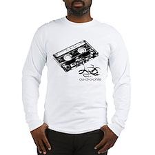 Audiophile Long Sleeve T-Shirt
