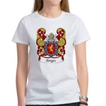 Borges Family Crest Women's T-Shirt