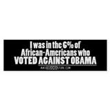 I was in the 6% Bumper Sticker (50 pk)