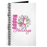 X-Mas PinkRibbon Journal