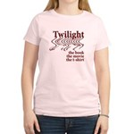 Twilight Movie Women's Light T-Shirt