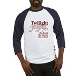 Twilight Movie Baseball Jersey