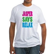 Jasper Says Relax (Color) Shirt