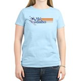 Ski Idaho (male) T-Shirt