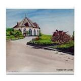 Ste. Chapelle Winery Tile Coaster