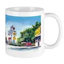 Vista Washer Lady, Vista Aven Mug