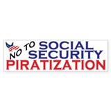 No To Social Security Piratization