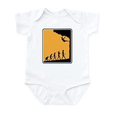 Rock Climber Infant Bodysuit