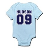 Hudson 09 Infant Bodysuit