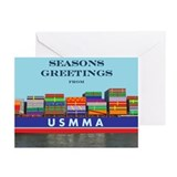 Gift Ship Greeting Cards (Pk of 10)