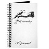 Self Made Boy T-journal