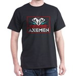 "AXEMEN ""Deeper Louder Harder"" logo (Dark"