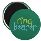"Ring Bearer 2.25"" Magnet (100 pack)"