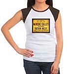 Moreno Valley Beer Women's Cap Sleeve T-Shirt
