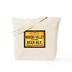 Moreno Valley Beer Tote Bag