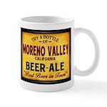Moreno Valley Beer Mug