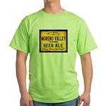 Moreno Valley Beer Green T-Shirt