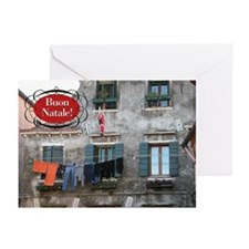Italian Santa Greeting Cards (Pk of 20)