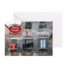 Italian Santa Greeting Cards (Pk of 20)