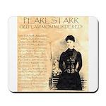 Pearl Starr Mousepad