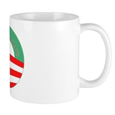 Obama Holiday Christmas Mug