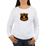 McLennan County Sheriff Women's Long Sleeve T-Shir