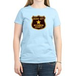 McLennan County Sheriff Women's Light T-Shirt