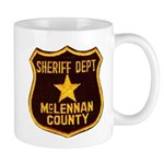 McLennan County Sheriff Mug
