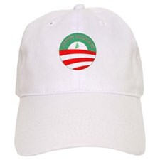 Obama Holiday Christmas Baseball Cap