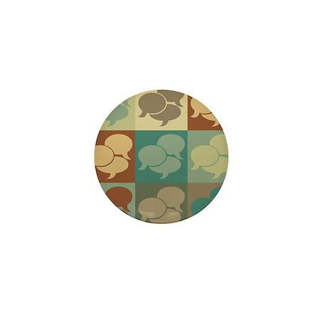 Interpreting Pop Art Mini Button (100 pack)