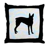 McNab Dog Throw Pillow