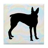 McNab Dog Tile Coaster