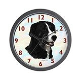 McNab Sheep Dog Wall Clock