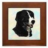 McNab Sheep Dog Framed Tile