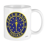 Indiana Masons Coffee Mug