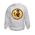 Dons of Dominguez Kids Sweatshirt