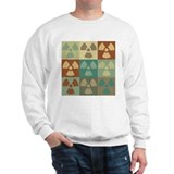 Hazmat Pop Art Sweatshirt