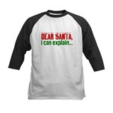 Dear Santa, I Can Explain... Tee