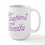 Chapina Bonita Large Mug