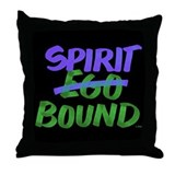 SX Urban-Spirit Bound Throw Pillow