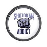Shotokan Addict Wall Clock