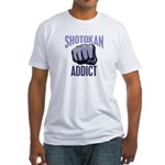 Shotokan Addict Fitted T-Shirt
